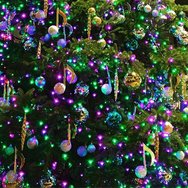 クリスマス・ツリー@銀座 山野楽器Christmas tree, Yamano-gakki at Ginza, Tokyo #christmastree #christmas #ginza #クリスマスツリー2015 #クリスマスツリー#銀座#山野楽器